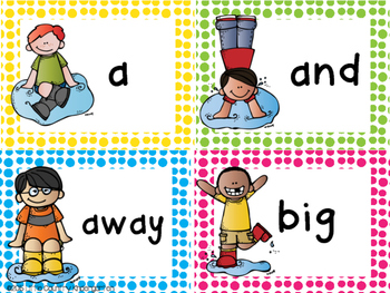 Spring Literacy Center: Building Sight Words with Bugs