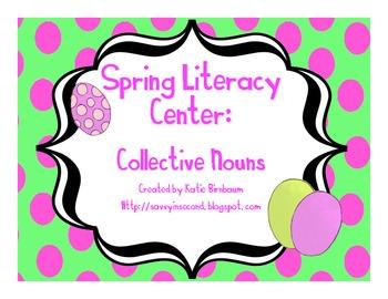 Spring Literacy Center: Collective Nouns