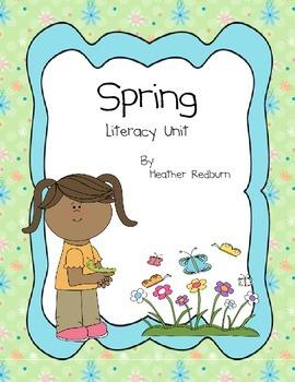 Spring Literacy Center Unit