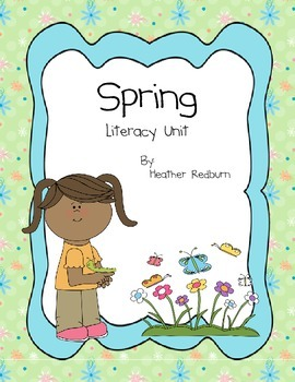 Spring Literacy Center Unit