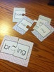 Spring Literacy Center - Word Blending Pack for the -ing W