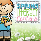 Spring Literacy Centers First Grade