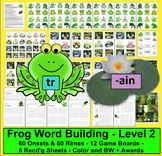 Summer Activities:  Phonics Fun Set 2 ☀ ☀