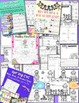 Spring Literacy, Math and Science Activities