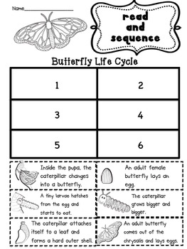 Spring Literacy Pack Kinder 1st Combo (Ready to Go Printables)