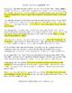 Spring Literacy Worksheet