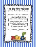 Spring Literature-based Units: Looks Like Spilt Milk and Moon Bear's Shadow
