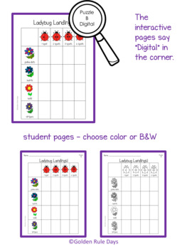 Spring Logic Puzzles For Kindergarten And First Grade! Critical Thinking!