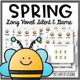 Spring Long Vowel Silent e Games