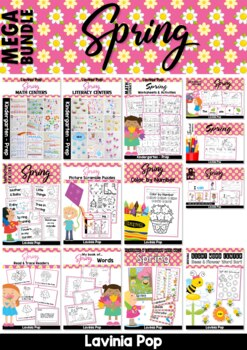 Spring MEGA BUNDLE SAMPLER