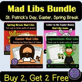 Spring Mad Libs | Buy 2, Get 2 Free