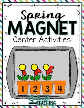 Spring Magnet Center Activities