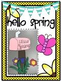 Spring Mailbox Craft