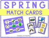Spring Match Cards