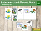 Spring Match-Up and Memory