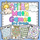 Spring Math: 3rd Grade