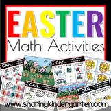 Easter Math Activities