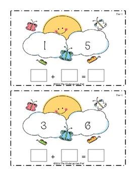 Spring Math Activities & Printables