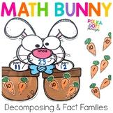 Spring Math Bunny | Worksheets & Activity