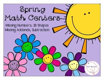 Spring Math Center
