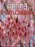 Spring {Math Center Tub}s