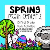 April / Spring Math Centers