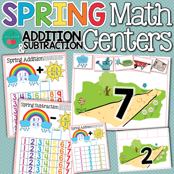 Spring Addition and Subtraction