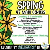 Spring Math Centers *BUNDLE*