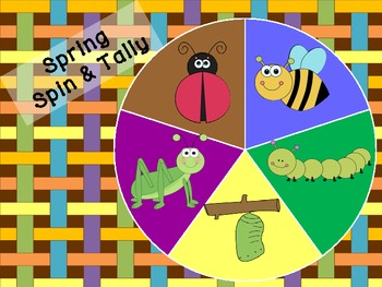 Spring Math Centers-Differentiated