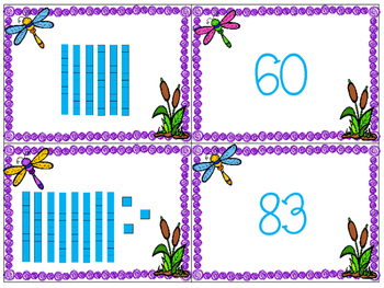 Spring Math Centers- First Grade