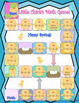 Spring Math Word Problems and Games Grade 1-3