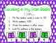 Spring Math Centers for First Grade- 12 Centers in Color and Black and White