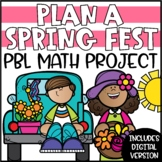 Spring Math Enrichment Project | Spring Project Based Learning