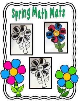 Spring Math Flowers