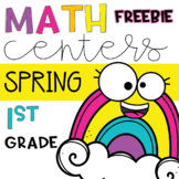 Spring Math Freebie