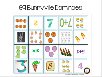 Spring Math Games and Activities for Kindergarten