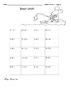 Spring Math: Kindergarten Common Core 38 page PACK