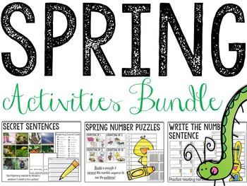 Bursting Into Spring BUNDLE