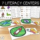 Spring Centers: 17 Math and Literacy centers for Kindergarten