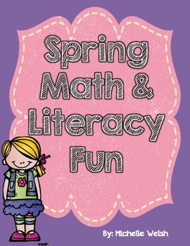 Spring Math & Literacy Fun