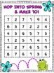 Spring Math Making Tens Freebie!  Common Core Operations & Algebraic Thinking