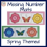 Spring Math Missing Numbers