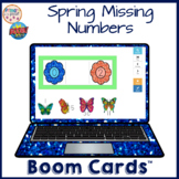 Missing Numbers Boom Learning Cards