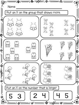 Spring Math Practice