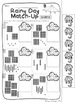 Spring Math Printables - Differentiated for 2nd Grade