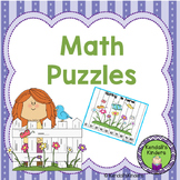 Spring Math Puzzles