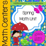 Spring Math Activities and Lessons aligned to common core