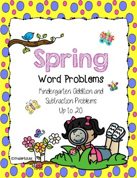 Spring Math Word Problems