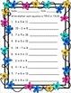 Spring Math Worksheet Pack {1st Grade}