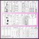 Spring Math Worksheets - First Grade Morning Work  - 28 pages